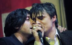 Carl Barat and Pete Doherty will release a follow-up to The Libertines next   year