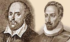 Cervantes y Shakespeare, diferentes e iguales - http://www.dream-alcala.com/cervantes-y-shakespeare-diferentes-e-iguales/