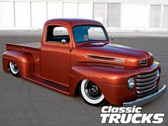1949 Ford F1 Photo 1