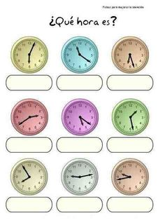 La Hora - What time is it?