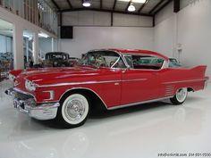 DANIEL SCHMITT & CO CLASSIC CAR GALLERY PRESENTS: 1958 CADILLAC SERIES 62 2-DOOR COUPE
