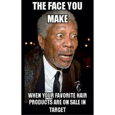 Natural hair products on sale!