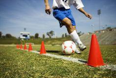 Como melhorar a velocidade dos pés para jogar futebol