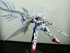 GUNDAM GUY: MG 1/100 Wing Zero Custom - Painted Build