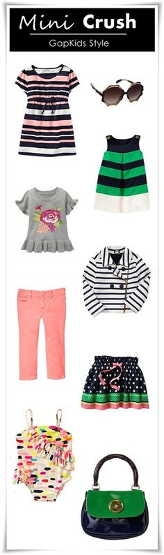 Mini Crush - Gap Kids Style.