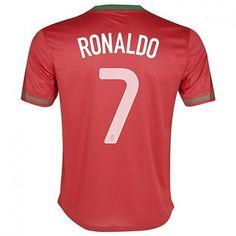 Cristiano Ronaldo de la Selección de Portugal Eurocopa 2012 Camiseta futbol   454  - €16.87   Camisetas de futbol baratas online! 26a056d4e56ba