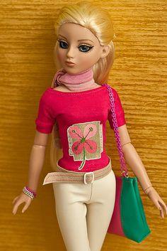 #Tonner #Ellowyne #ilovethatdoll  ilovethatdoll OOAK outfit for Tonner Ellowyne Wilde / Amber / Lizette | Flickr - Photo Sharing!