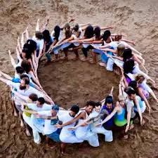 Image result for mandala group yoga