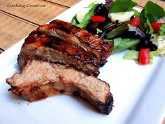 http://cuckooking.blogspot.com/2013/09/easy-beer-basted-baby-back-ribs.html#more EASY BEER BASTED BABY BACK RIBS