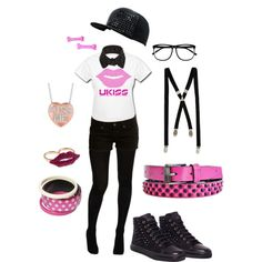 U-KISS inspired outfit