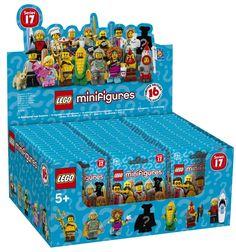 See Photos Lego 71018 Series 17 Connoisseur Minifigure Open Bag