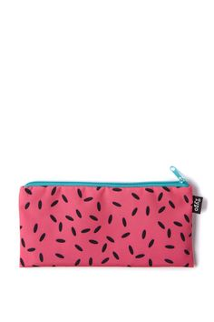 watermelon print pencil case from typo $7.99