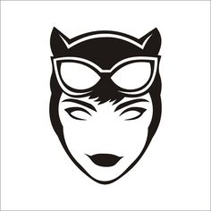 Catwoman Decal By SharkwichDesignables On Etsy 450