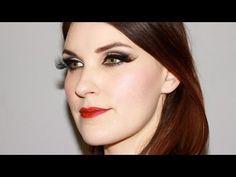 Maquillaje de Carnavales Burlesque - YouTube