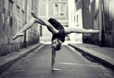 Ballet poses - ☺