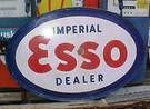 OLD SERVICE STATION ITEMS. ENAMEL SIGNS. OIL BOTTLES. PETROL BOWSERS.  Nuriootpa Barossa Area Preview