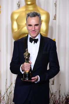 2013 - DANIEL DAY-LEWIS - Best Actor in a Leading Role -  LINCOLN