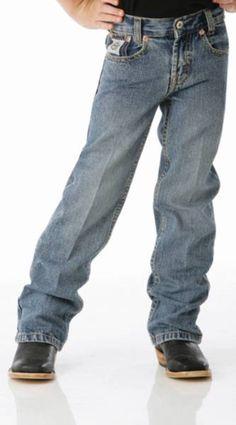 Cinch White Label Jeans    Adjustable waistband. 12 oz denim. Light stonewash sandblast. Available at Frontier Western Shop - www.westernshop.com