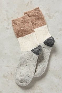 Cute comfy socks would look so cute sticking out of my brown booties! Smart Women Never Go for Borin Comfy Socks, Cute Socks, Baby Socks, Looks Style, My Style, Brown Booties, Brown Socks, Thick Socks, Baby Booties