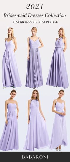 Weekly updated code. Shop with the code EOJL to save your shipping fee. And this dress applies a special asymmetrical design so the front is shorter to show your narrow ankle. Come and visit babaroni.com, choose from 66+ colors & 500+ styles. #bridesmaiddresses #babaroni #weddinginspiration #beachwedding #weddingdress #weddingflower #weddingshoes #shoes #promdress #promgown #wedding#babaroni #weddingideas #babaroni #bridesmaiddress #2021wedding #weddinginspiration Cheap Bridesmaid Dresses, Prom Dresses, Formal Dresses, Wedding Dresses, Chiffon Rock Lang, Lilac Color, Asymmetrical Design, Dress Collection, Wedding Inspiration