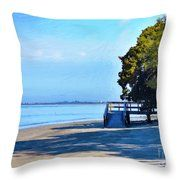 Jekyll Serenity Throw Pillow by Bill And Deb Hayes