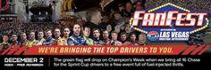 NASCAR Race Mom: #nascar Fanfest Highlights