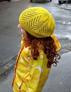 Ravelry: Gerberas Hat pattern by Anna Rauf