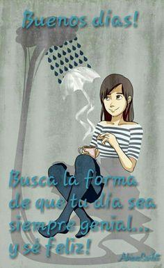 Buenos Dias  http://enviarpostales.net/imagenes/buenos-dias-1067/ Saludos de Buenos Días Mensaje Positivo Buenos Días Para Ti Buenos Dias