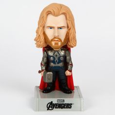 Official Avengers Movie- Thor 7-Inch Bobblehead