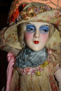 Wonderful Vampy Original Anita Boudoir Doll