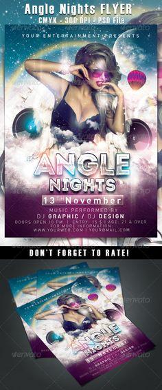 Angle Nights Flyer