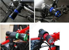 cycling torch with high intensity