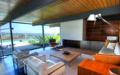 Richard Neutra's Troxell House in Pacific Palisades