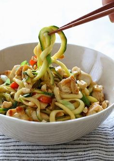 Low Carb Kung Pao Chicken