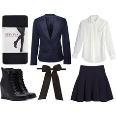 """No.4"" by eappah on Polyvore"