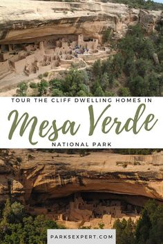 Mesa Verde features several different ways to experience the cliff dwellings. This post will help you decide which Mesa Verde tours are best for you.