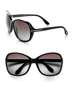 Tom Ford Eyewear  Butterfly Sunglasses