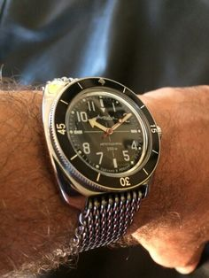 Vostok Watch, Watch 2, Time Capsule, Men's Fashion, Vintage, Style, Knives, Clocks, Cases