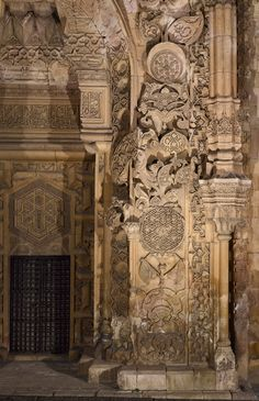 Divriği Ulucami and Şifahane (Divriği Great Mosque and Hospital) « Islamic Arts and Architecture Beautiful Architecture, Art And Architecture, Architecture Details, Islamic Architecture, Ibiza, Graffiti, Sacred Art, Islamic Art, Middle Ages