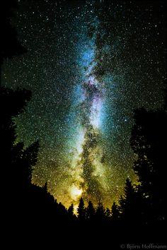 A Billion Stars by Björn Hoffmann on 500px