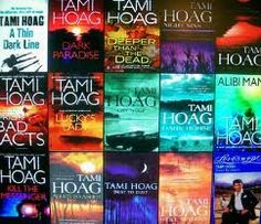 Tami Hoag an author who is usually up to par and good to read.