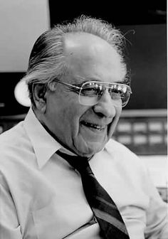 """Karl Haas (1913 - 2005) Host of the long-running syndicated classical music radio program """"Adventures in Good Music"""""""