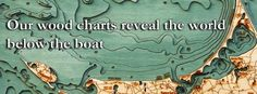 Below the Boat - Below the Boat Wood Charts
