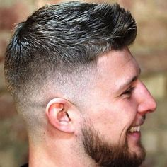 Our expert shows you the hottest fade haircut styles currently trending. From the taper fade to the low fade haircut to the high fade, we show you the best fade haircuts. Best Fade Haircuts, Fade Haircut Styles, Quiff Haircut, Low Fade Haircut, Hot Haircuts, Quiff Hairstyles, Short Hairstyles For Thick Hair, Hair And Beard Styles, Cool Hairstyles
