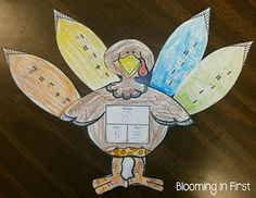 Blooming in First Grade: Five for Friday