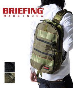 BRIEFING briefing RED LINE body bag TACTICAL SLING BRF166219 shoulder bag day pack one shoulder bag bag business commuting タクティカルスリング (men's Lady's)