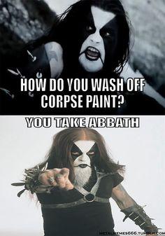 Black Metal Meme