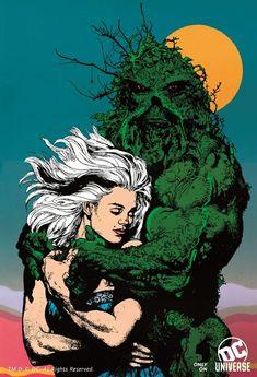 62f1ca66755 Crystal Reed And Maria Sten Cast As Series Regulars In DC s  Swamp Thing   Vertigo