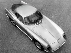 Alfa Romeo 2000 Sportiva Bertone, 1954 I'd love one of these.