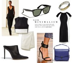 Warm Minimalism Trendcaster Vol. 5: Shop May trends @Saks Fifth Avenue This month: minimalism, white on white & more.